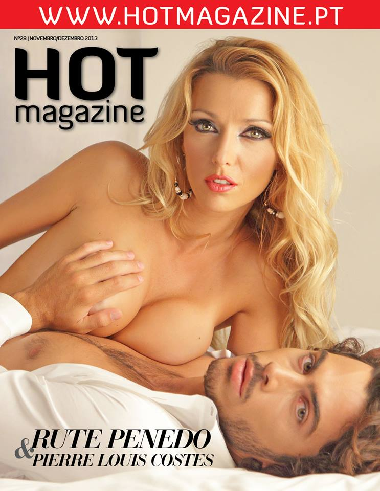 Fotos Hot Magazine Outubro 2013 - Nereida Gallardo